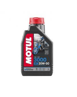 "Масло моторное Motul 3000 4T 20W50 ""1L"", Фото 1"