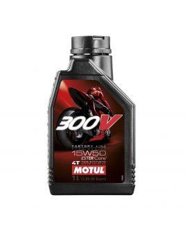 """Масло Motul 300V 4T Factory line Road 15W50 """"1L"""", Фото 1"""