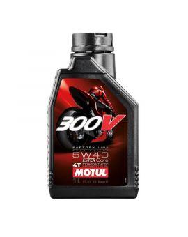 """Масло моторное Motul 300V 4T Factory line Road 5W40 """"1L"""", Фото 1"""