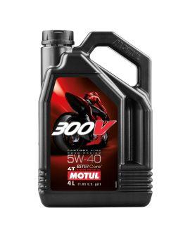 """Масло моторное Motul 300V 4T Factory line Road Racing 5w40 """"4L"""", Фото 1"""