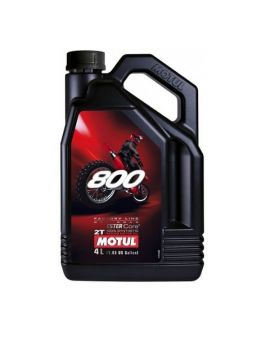 "Масло моторное Motul 800 Factory Line Off Road ""4L"", Фото 1"