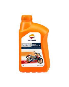 "Масло Repsol Moto Matic Sintetico MB 4T 10W30 ""1L"", Фото 1"