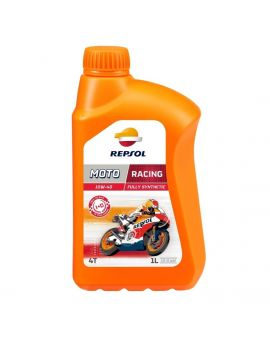 """Масло Repsol Moto Racing 4T 10W40 """"1L"""", Фото 1"""