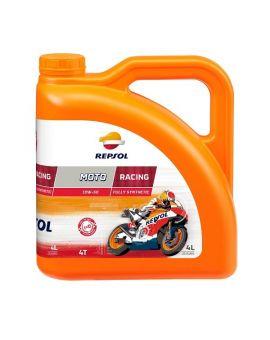 """Масло моторное Repsol Moto Racing 4T 10W50 """"4L"""", Фото 1"""