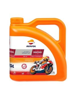 """Масло Repsol Moto Racing 4T 5W40 """"4L"""", Фото 1"""