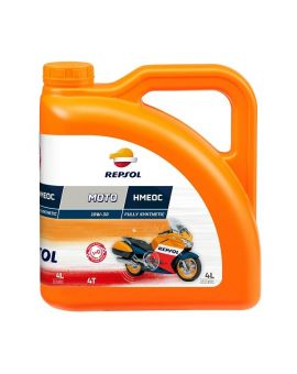 "Масло Repsol Moto Racing Hmeoc 4T 10W30 ""4L"", Фото 1"