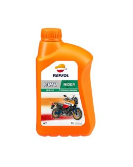 "Масло моторное Repsol Moto Rider 4T 10W40 ""1L"", Фото 1"