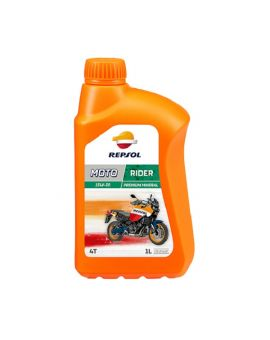 "Масло Repsol Moto Rider 4T 15W50 ""1L"", Фото 1"