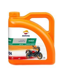 "Масло Repsol Moto Rider 4T 15W50 ""4L"", Фото 1"