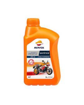 "Масло Repsol Moto Sintetico 4T 10W40 ""1L"", Фото 1"