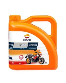 "Масло Repsol Moto Sintetico 4T 10W40 ""4L"", Фото 1"