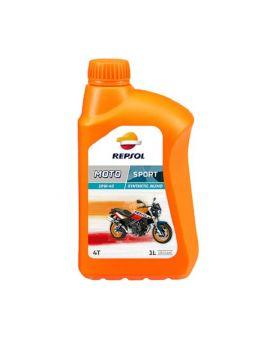 "Масло Repsol Moto Sport 4T 10W40 ""1L"", Фото 1"