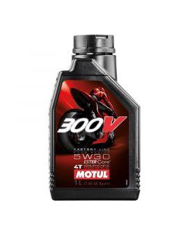 """Масло Motul 300V 4T Factory line Road Racing 5W30 """"1L"""", Фото 1"""