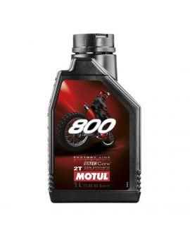 """Масло Motul 800 Factory Line Off Road """"1L"""", Фото 1"""