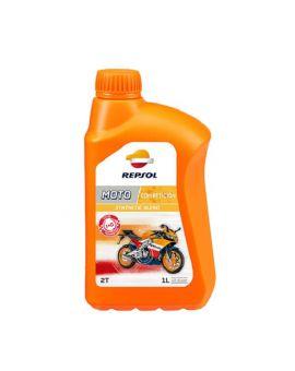 """Масло Repsol Moto Competicion 2T """"1L"""", Фото 1"""