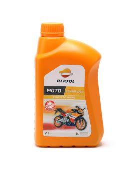 "Масло Repsol Moto Competicion для 2T двигателей ""1L"", Фото 1"