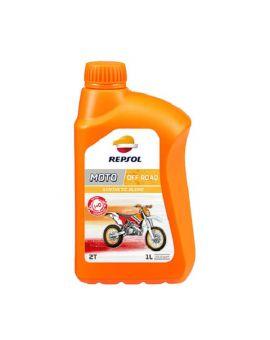 "Масло Repsol Moto Off Road для 2T двигателей ""1L"", Фото 1"