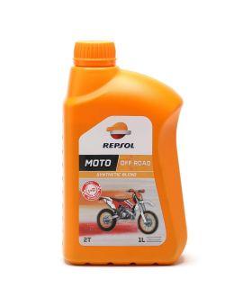 """Масло Repsol Moto Off Road 2T """"1L"""", Фото 1"""