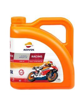 """Масло Repsol Moto Racing 4T 10W40 """"4L"""", Фото 1"""