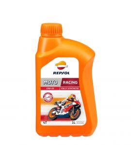 """Масло Repsol Moto Racing 4T 10W50 """"1L"""", Фото 1"""