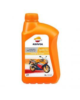 """Масло Repsol Moto Sintetico для 2T двигателей """"1L"""", Фото 1"""