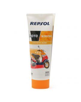 "Масло скутерное Repsol Moto Scooter для 2T двигателей ""125ml"", Фото 1"