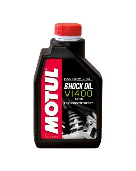 "Масло трансмісійне Motul Shock Oil Factory Line VI 400 ""1L"", Фото 1"