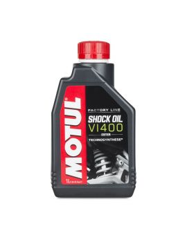 """Масло трансмиссионное Motul Shock Oil Factory Line VI 400 """"1L"""", Фото 1"""