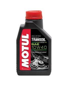 """Масло трансмісійне Motul Transoil Expert 10W40 """"1L"""", Фото 1"""