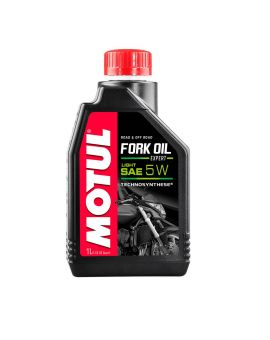 "Масло вилочне Motul Fork Oil Expert Light 5W ""1L"", Фото 1"