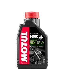 "Масло вилочне Motul Fork Oil Expert medium/heavy 15W ""1L"", Фото 1"