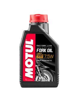 "Масло вилочне Motul Fork Oil Light/Medium Factory Line 7.5W ""1L"", Фото 1"