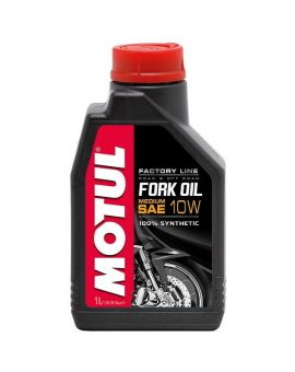 "Масло вилочное Motul Fork Oil Medium Factory Line 10W ""1L"", Фото 1"