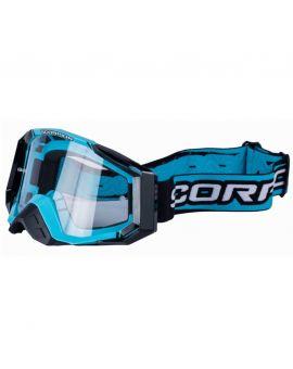 Очки для кросса Scorpion Neon E18 cyan/black, Фото 1