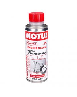 "Промивка моторна Motul Engine Clean Moto ""200ml"", Фото 1"