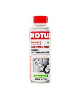 """Промывка топливной системы Motul Fuel System Clean Moto """"200ml"""", Фото 1"""