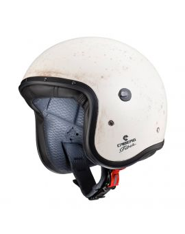 Шолом Caberg Jet FreeRide Old White, Фото 1