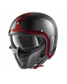 Шлем Shark S-drak Carbon Vinta, Фото 1