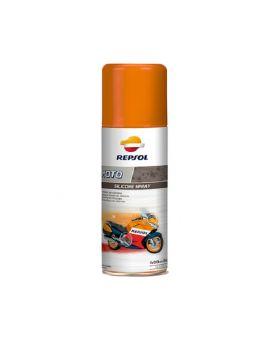 "Силіконова змащувальна рідина Repsol Moto Silicone Spray ""400ml"", Фото 1"