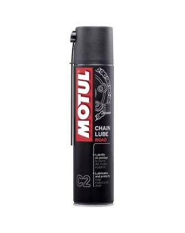 "Смазка для цепи Motul C2 Chain Lube Road ""400ml"", Фото 1"