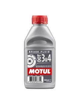 "Тормозная жидкость Motul Dot 3 & 4 Brake Fluid ""500ml"", Фото 1"