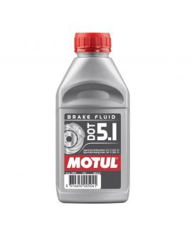 "Тормозная жидкость Motul Dot 5.1 Brake Fluid ""1L"", Фото 1"
