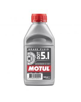"""Гальмівна рідина Motul Dot 5.1 Brake Fluid """"500ml"""", Фото 1"""