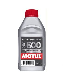 """Гальмівна рідина Motul RBF 600 Factory Line """"500ml"""", Фото 1"""