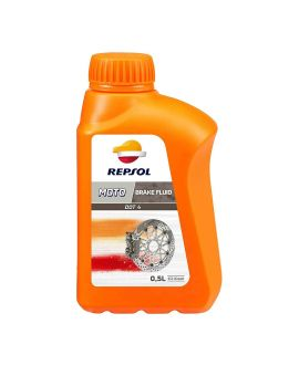 "Тормозная жидкость Repsol Moto Dot 4 Brake Fluid ""500ml"", Фото 1"