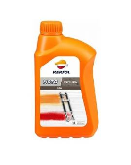 "Вилочне масло Repsol Moto Fork Oil  10W ""1L"", Фото 1"