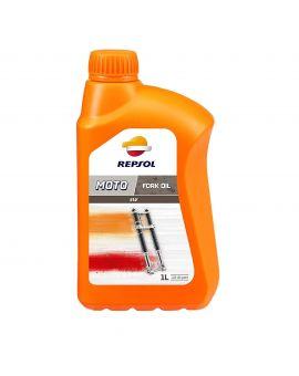 "Вилочне масло Repsol Moto Fork Oil 5W ""1L"", Фото 1"