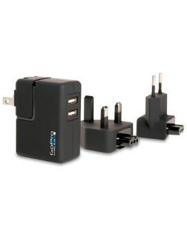 Зарядний пристрій GoPro Wall charger, Фото 1